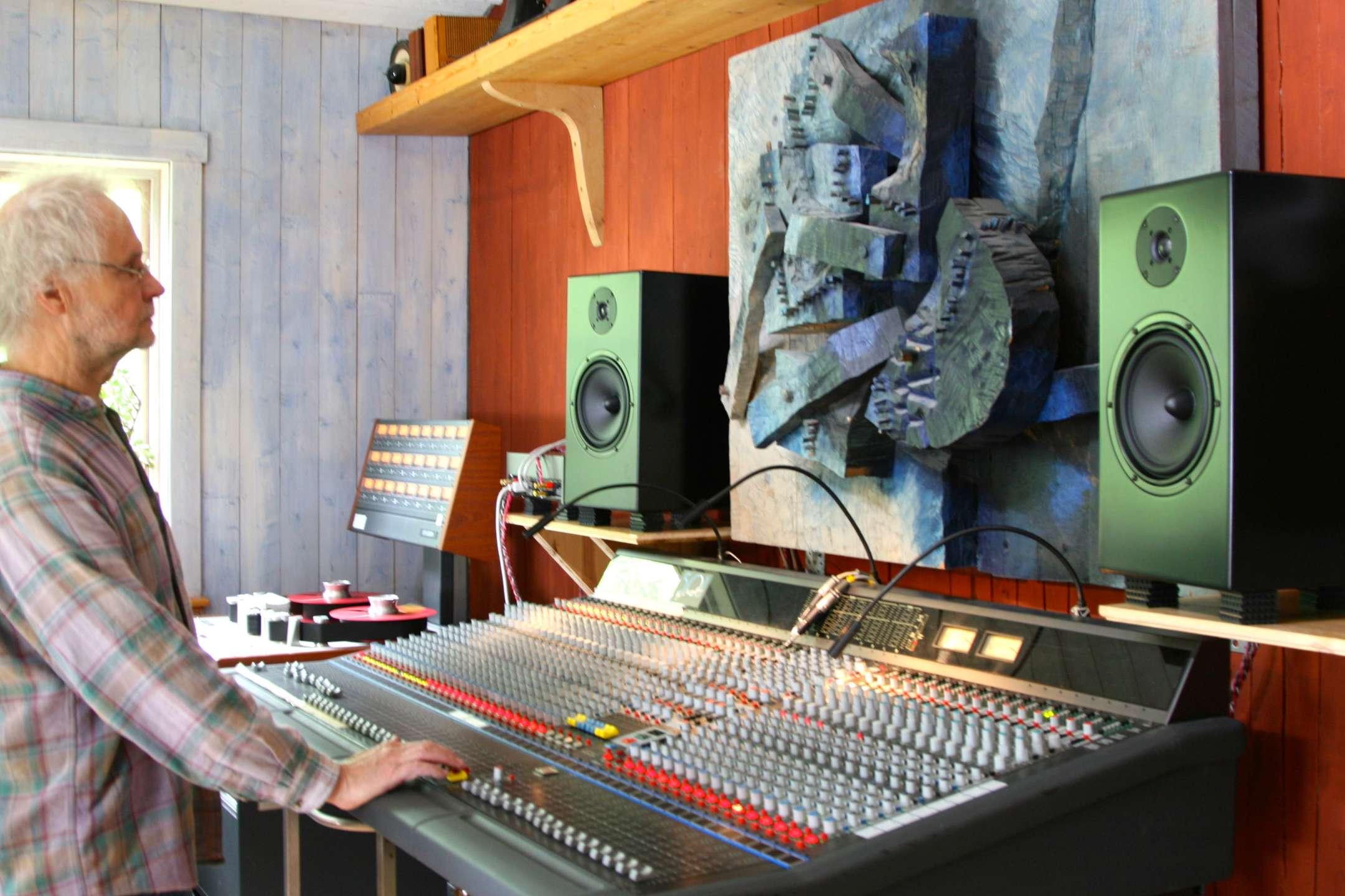 Åke Nimrell Studio