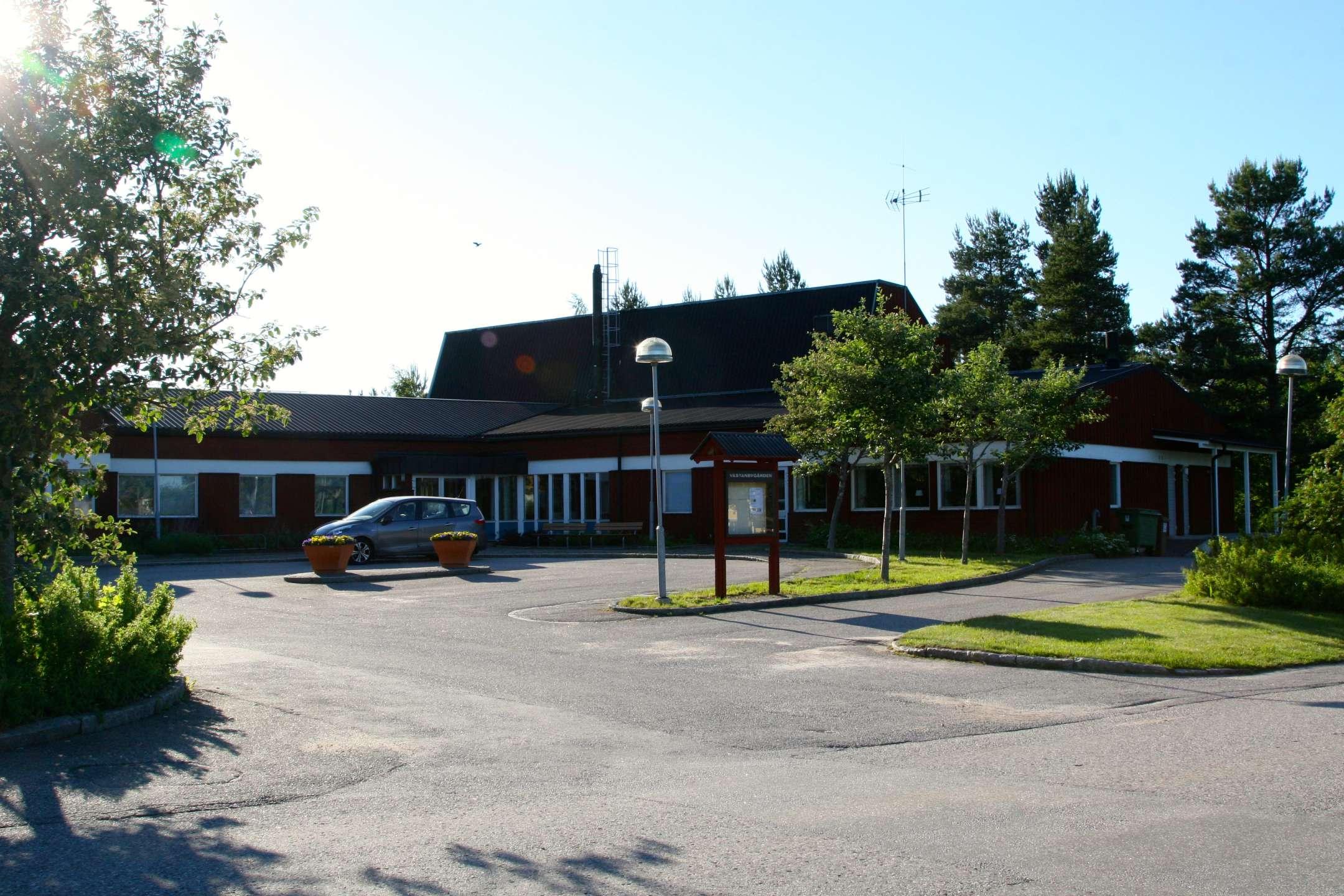 Västanbygården, Sandviken