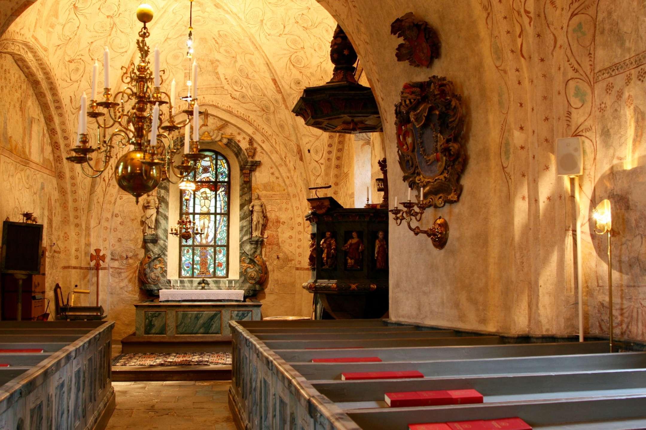 Håbo-Tibble kyrka 2
