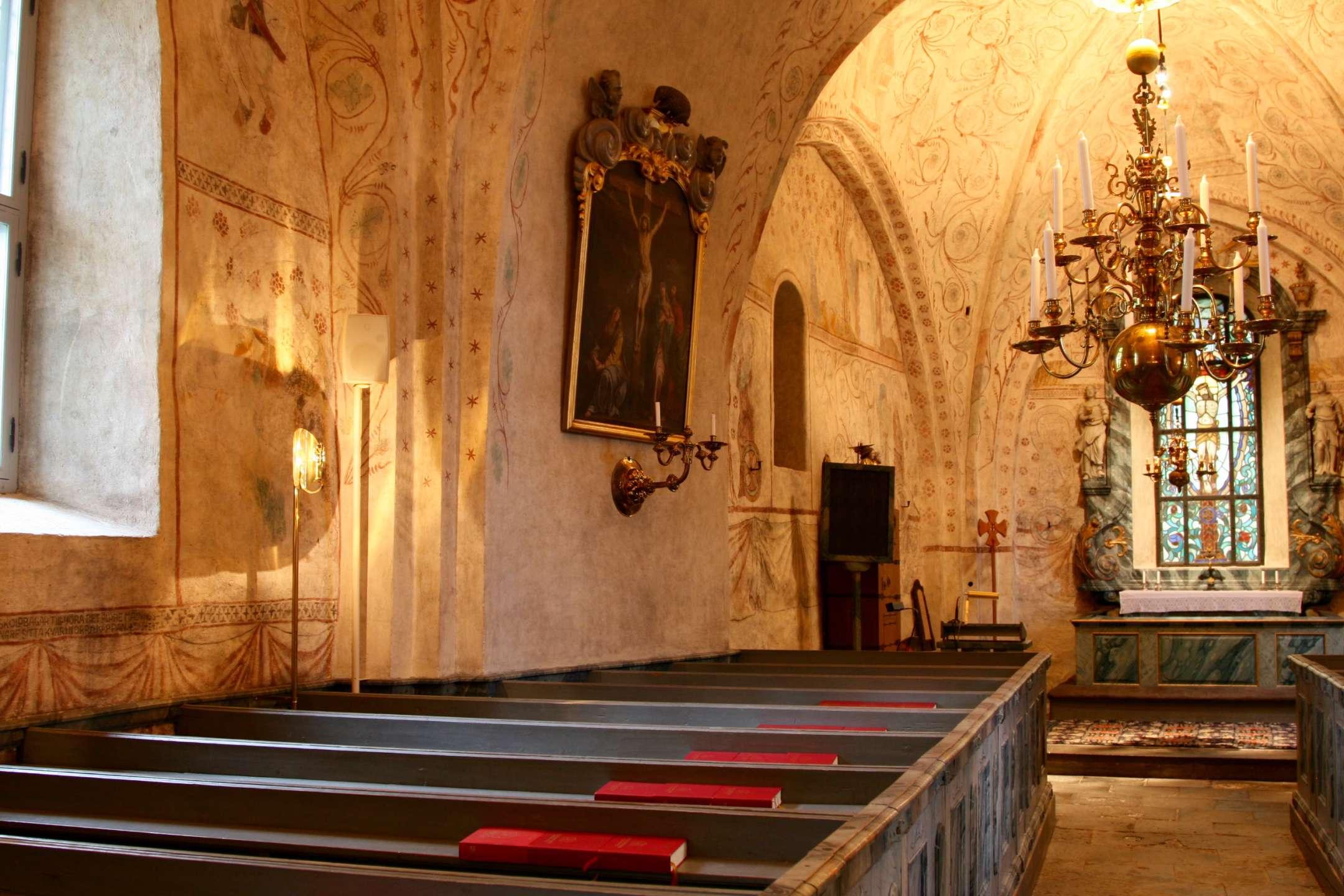 Håbo-Tibble kyrka 3