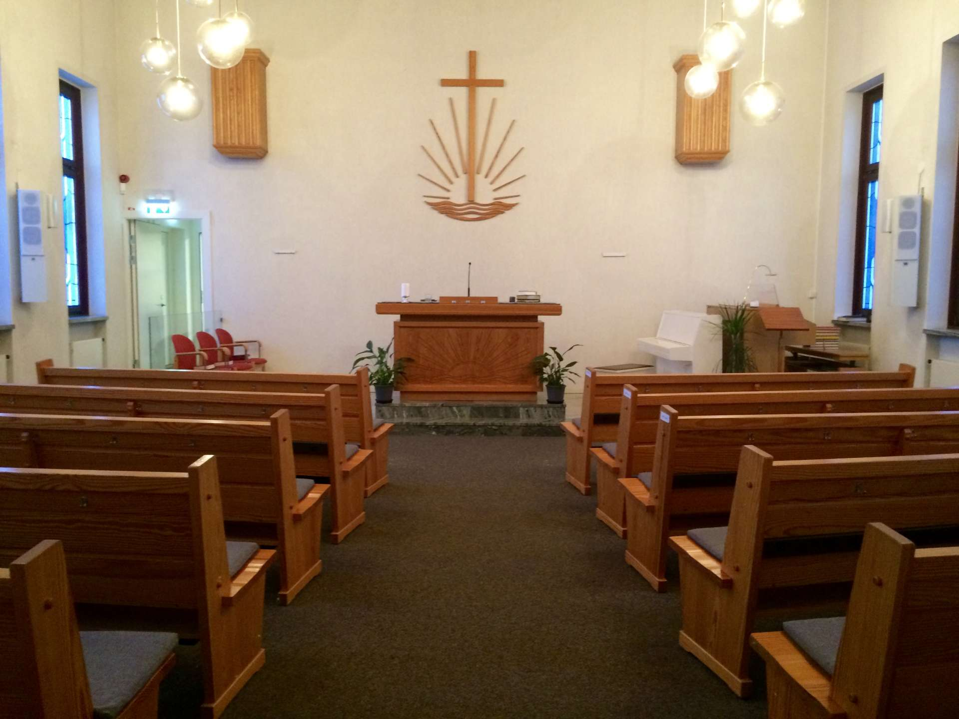 Nyapostoliska kyrkan 11