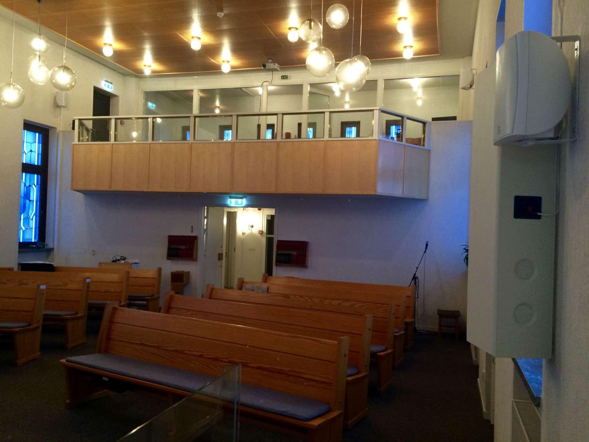 Nyapostoliska kyrkan 12