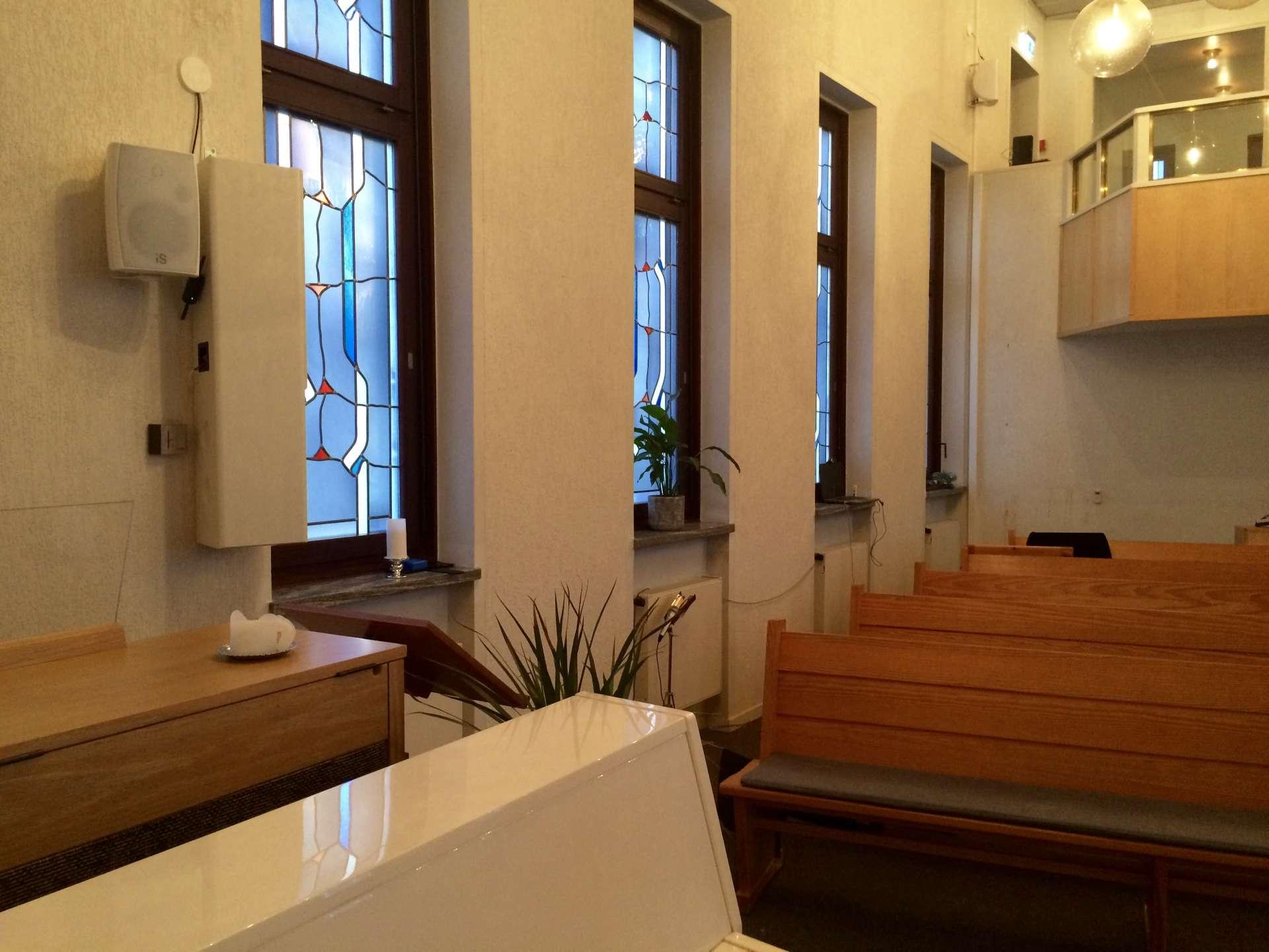 Nyapostoliska kyrkan 16