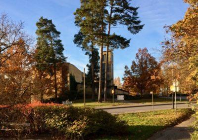 S:t Lukas kyrka, Kalhäll, Järfälla Församling