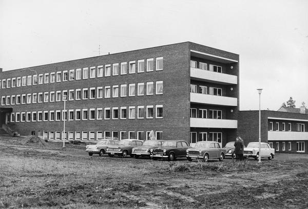 Huseby offentlige skole for blinde, 1970
